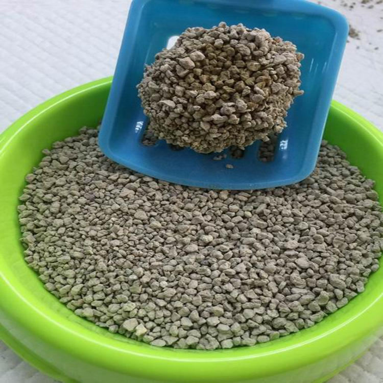 Eco Safe Clay Cat Litter Series Broken Cat Litter 1-4 mm