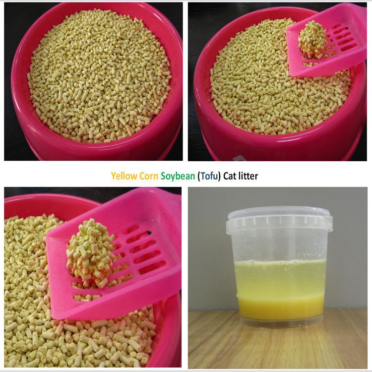 Corn Based Cat Litter