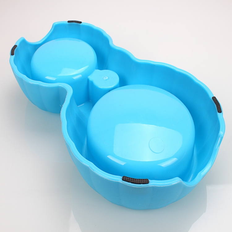 Plastic Automatic Water Bowl For Pet Dog Cat Food Feeder