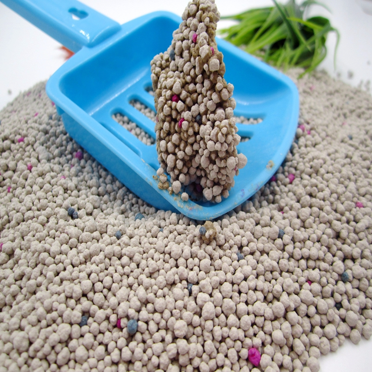 Harding Clumping Bentonite Cat LItter Ball Shape 1-4 mm