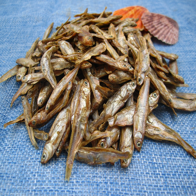 Wholesale Grade A Dried Fish 3-5cm for Fish Food