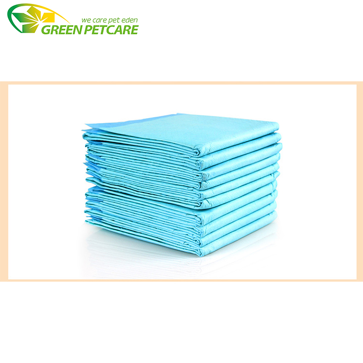 High absorbent disposable puppy training pad Pet Training Products Type and dog pee pads