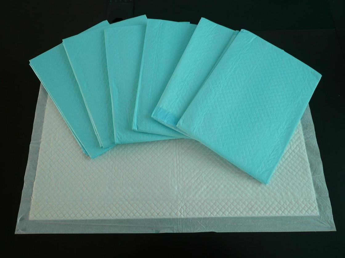 Adult disposable absorbent underpads