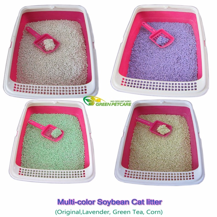 Kitty Litter That Doesn t Track Clumping Soybean Cat litter