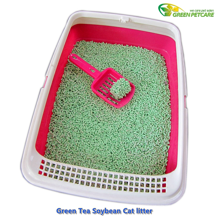 Green Tea Cat Litter Supplier