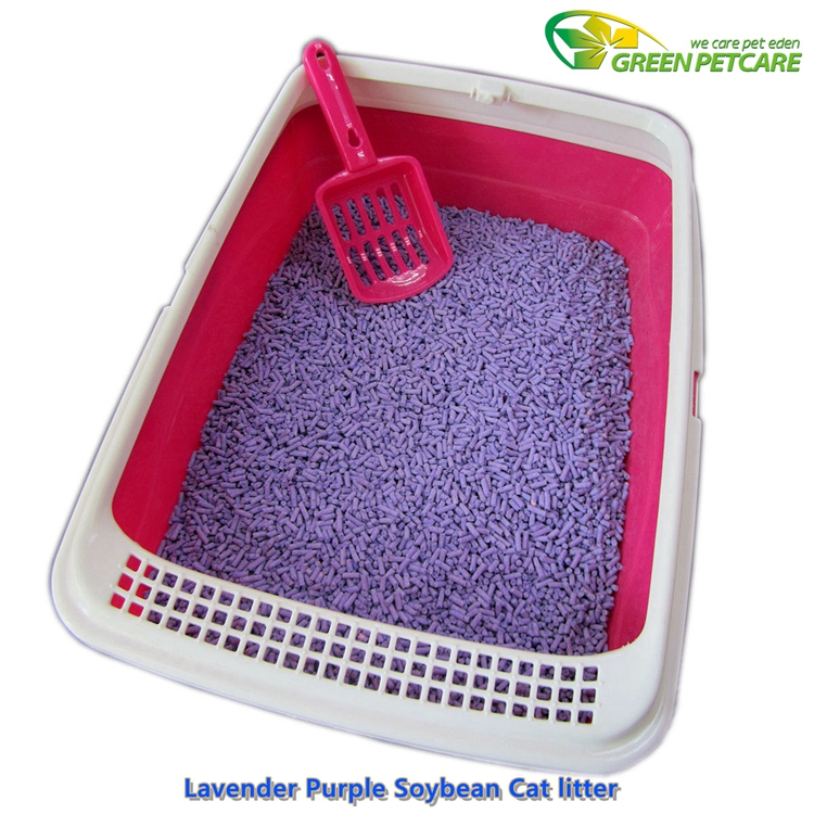 All Natural Cat Litter Lavender Flavor