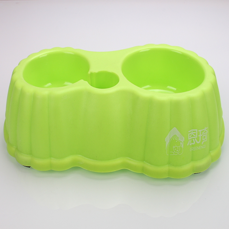 Factory Direct Supply Food Grade Plastic Pet Feeder