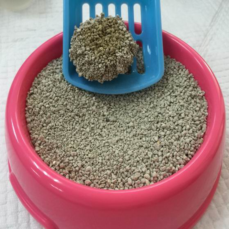 Easy to scoop out cat litter 1-4mm