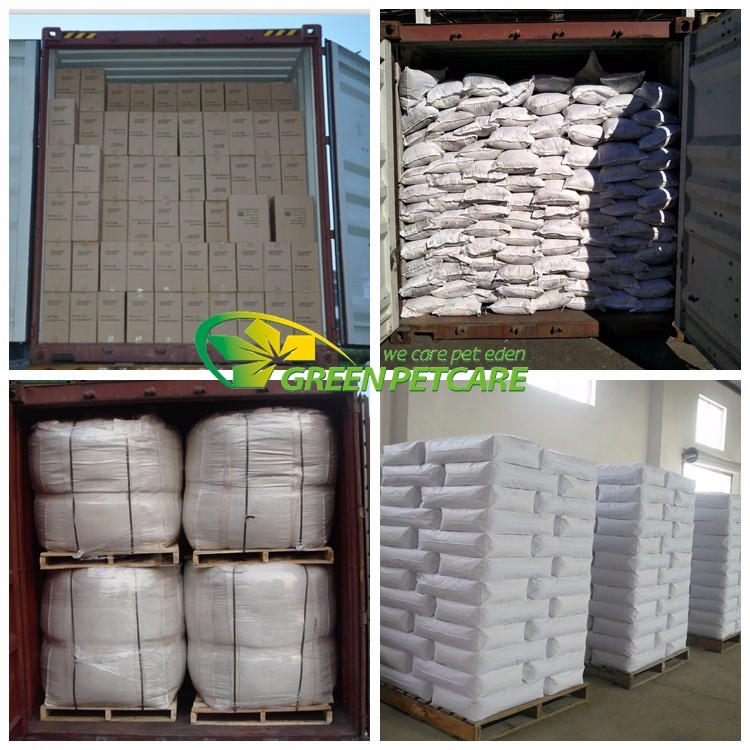 Cargo loading Picture of Cat litter.jpg