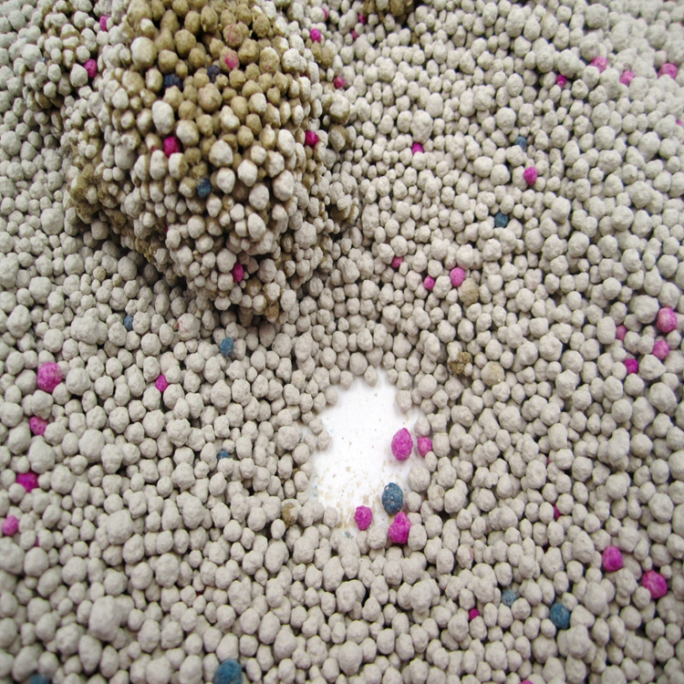 China Supplier Competitive Price Cat Litter 1-4 mm