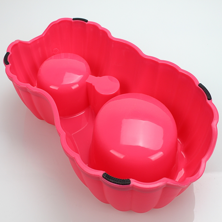 Automatic Dog Feeder Pet Food Water Bowl