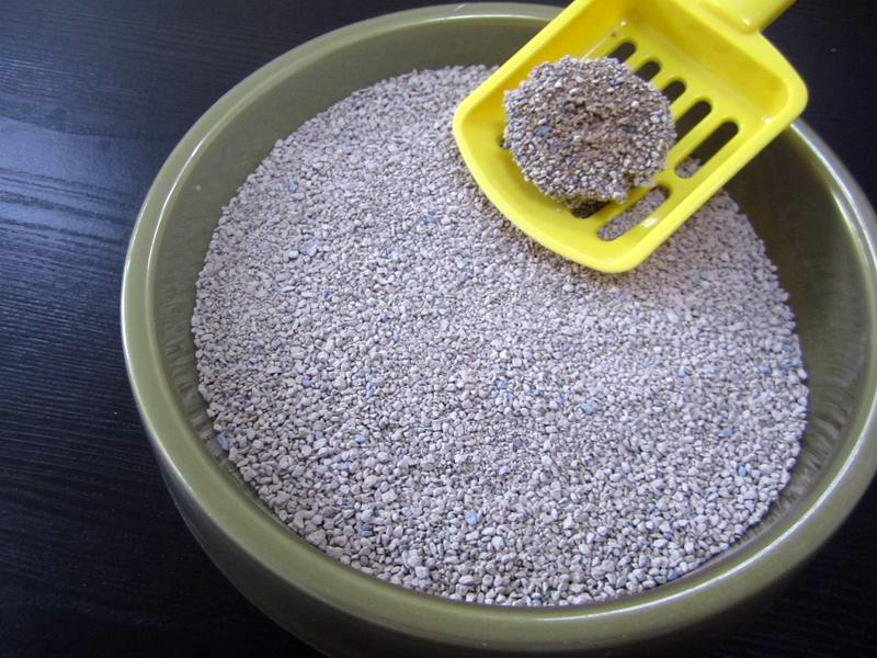 Clean Paws Popular Eco-friendly Sodium Bentonite Cat litter