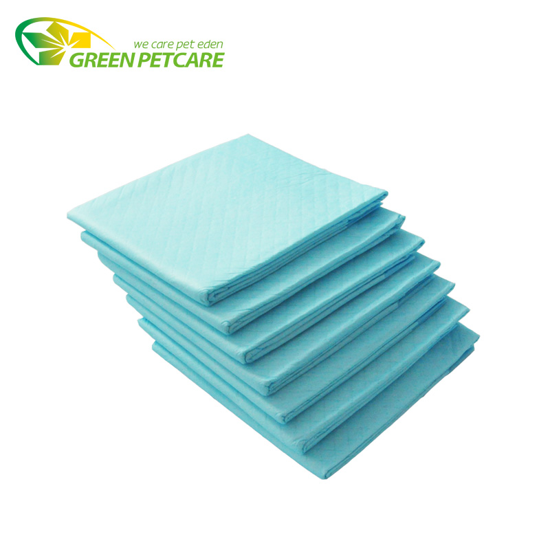 2018 China disposable  pet training pads