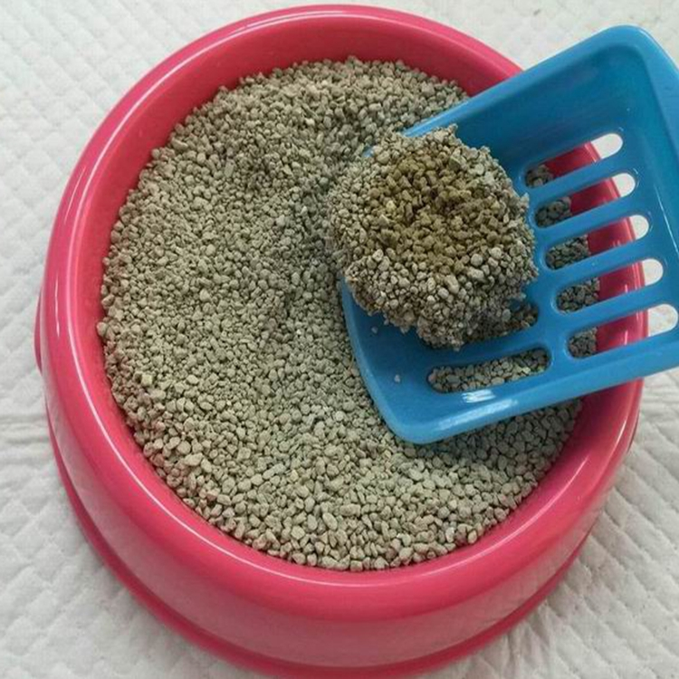 China Supplier Competitive Price Irregula Granule Cat Litter 1.5-2 mm