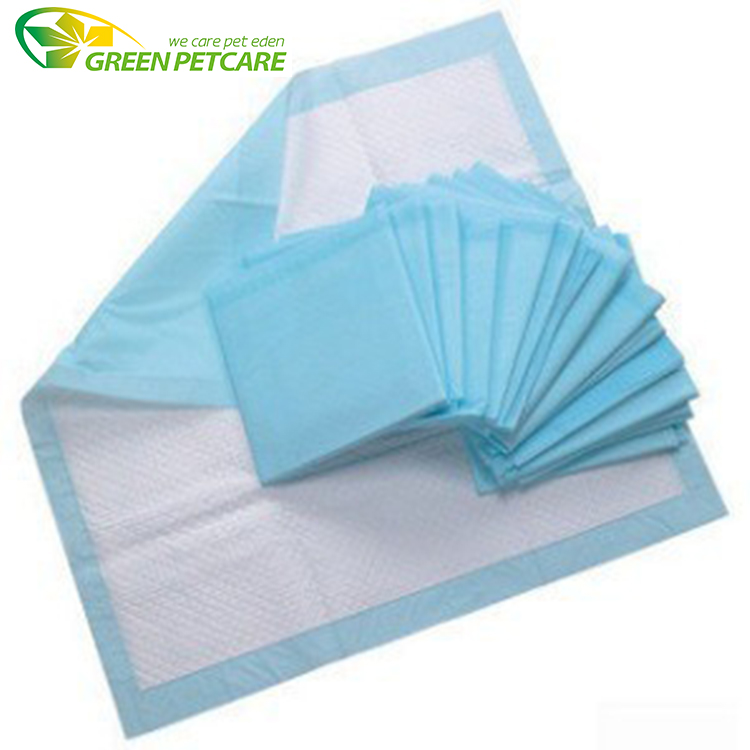 Disposable Soft Non-woven Surface Under Pad Pet Training Pad