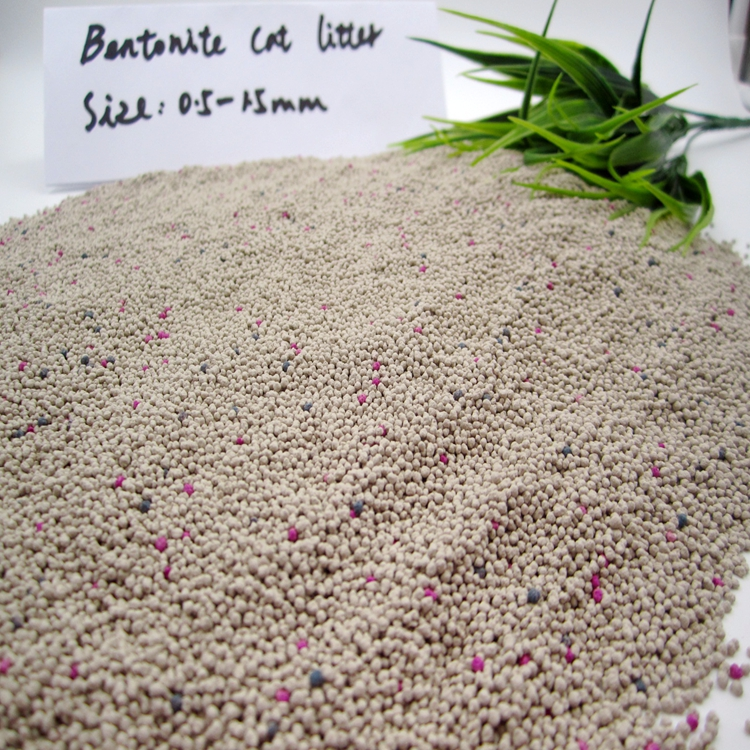 clumping bentonite cat litter odors-eliminating in Southeast Asia
