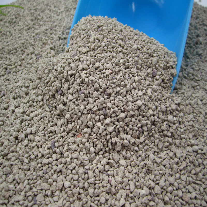High absorption and easy scoop bentonite cat litter in China manufacture
