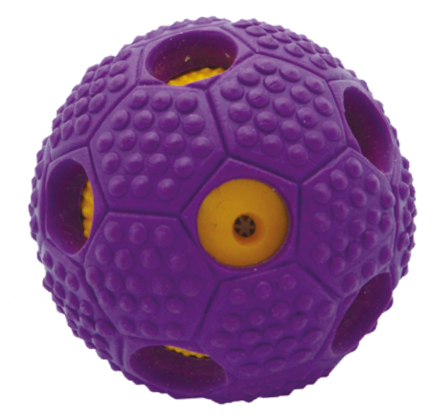 New design soccer ball shape floating sports dog chew TPR toy